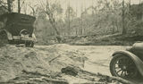 Picture relating to Herberton - titled 'Towing in boggy conditions, Herberton, north Queensland'