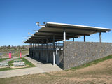 Picture relating to Mount Stromlo Forest Park - titled 'Mount Stromlo Forest Park Amenities Building'