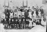 Picture relating to Kilcoy - titled 'Children at the Kilcoy School, ca. 1895'