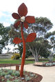 Picture relating to Altona Meadows - titled 'Altona Meadows sculpture'