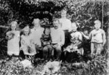 Picture relating to Queensland - titled 'Anderson Family'