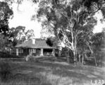 Picture relating to Acton - titled 'Cottage, 18 Balmain Crescent, Acton - Occupied by W E Potts, ME, MBE, chief engineer FCC (Federal Capital Commission).'