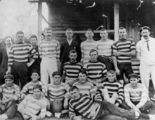 Picture relating to Beenleigh - titled 'Rugby Union team from Beenleigh, ca. 1905'