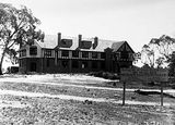 Picture relating to Deakin - titled 'St. Gabreils Church of England Girls Grammar School, Melbourne Avenue, Deakin.'