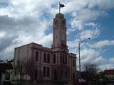 Picture relating to Stawell - titled 'Stawell Town Hall and Clock Tower'
