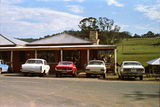 Picture relating to Wollombi - titled 'Wollombi Tavern from across the road'