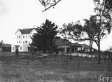 Picture relating to Yarralumla - titled 'Government House, Yarralumla, Residence of the Govenor General, from south east.'