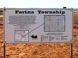 Picture relating to Farina - titled 'Farina Township'
