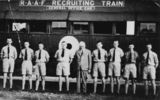 Picture of / about 'Charleville' Queensland - Portrait of Royal Australian Air Force recruits at Charleville