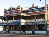 Picture relating to Dunedoo - titled 'Hotel Dunedoo'