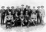 Picture relating to Stanthorpe - titled 'Stanthorpe Show Committee, 1927'