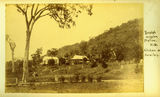 Picture relating to Yarrabah - titled 'Part of the Yarrabah Mission Station in North Queensland, 1899'