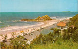 Picture relating to Gold Coast - titled 'Gold Coast Currumbin Beach  early 1960's'