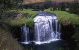 Picture relating to Chichester Range - titled 'Millstream Falls, Ravenshoe Qld'