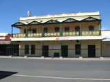 Picture relating to Bourke - titled 'Fitzgerald's Post Office Hotel'