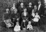 Picture relating to Queensland - titled 'Boustead family'