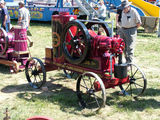 Picture relating to Murrumbateman - titled 'Murrumbateman Field Days - Old Gasser'