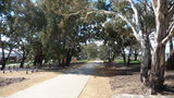 Picture relating to Gundaroo Drive - titled 'Old Gundaroo Road'