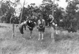 Picture relating to Toowoomba - titled 'School girls from Glennie College, Toowoomba, Queensland, 1917'