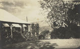 Picture relating to Boonah - titled 'Coochin Coochin Station, home of Major Bell and family, ca. 1920'