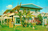 Picture relating to Maroochydore - titled 'Burleigh Heads -  Dolphin Court Flats - 1960's'