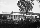 Picture relating to Canberra - titled 'Canberra Community Hospital Buildings'