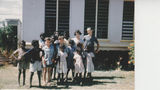 Picture relating to Mataranka - titled 'Mataranka School 1962'