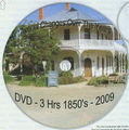 Avenel DVD of Avenel - Changes Over The Years 3 Hours duration using video footage from 1991, and 2005  and still images from 1852 to present day.