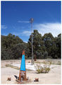 Picture relating to Honeysuckle Creek Tracking Station - titled 'Honeysuckle Creek Tracking Station - Memorial '