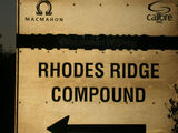 Picture relating to Rhodes Ridge - titled 'Rhodes Ridge/compound!!'