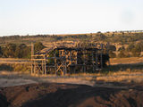 Picture relating to Monto Mine - titled 'Selene mine. Monto district'