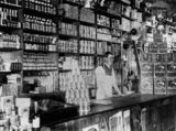 Picture of / about 'Killarney' Queensland - Interior of a shop at Killarney, 1910-1920