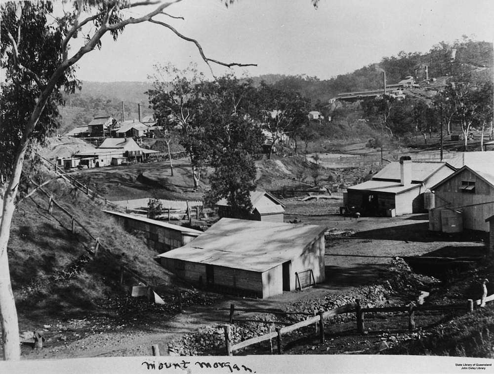 Pictures of Australian Cities, Towns and Villages from 1890
