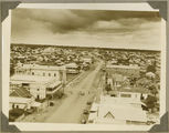 Picture relating to Bundaberg - titled 'Town view of Bundaberg, ca. 1930'