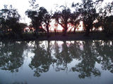 Picture relating to Natimuk - titled 'Wimmera River'