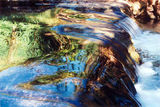 Picture relating to Chichester Range - titled 'Hot Springs on Katherine River NT'