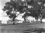 Picture relating to Parliament House - titled 'Old Parliament House from Camp Hill'