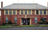 Picture relating to Mirboo North - titled 'Mirboo North Shire Hall'