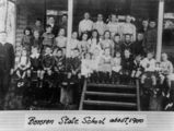 Picture of / about 'Bororen' Queensland - Children at the Bororen State School about 1900