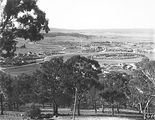 Picture of / about 'Manuka' the Australian Capital Territory - View from Red Hill over Collins Park, Manuka and Kingston to Duntroon.