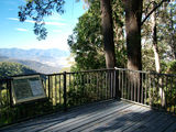 Picture relating to Pipers Lookout - titled 'Pipers Lookout - one of the viewing platforms'