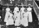 Picture of / about 'Chillagoe' Queensland - Nursing staff at Chillagoe