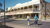 Picture relating to Coonamble - titled 'Coonamble Hotel '