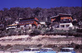 Picture relating to Thredbo Village - titled 'Snowy Mountains - Thredbo 1967'