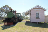 Picture of / about 'Injune' Queensland - Injune - Railway Station