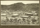Picture relating to Mount Isa - titled 'Looking towards the bandstand in the park, Mt. Isa, 1931'