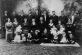 Picture relating to Roadvale - titled 'Badke Family, Roadvale, 1919'