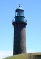 Picture relating to Queenscliff - titled 'Black Lighthouse at Queenscliff'