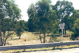 Picture relating to Newstead - titled 'Newstead/Pyrenees Hwy/Loddon Rv '