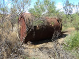 Picture relating to Wallaroo Mine - titled 'Wallaroo Mine - Taylor's shaft'